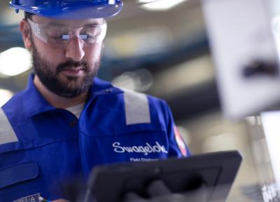 swagelok field engineer reading