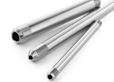 cone and thread tubing