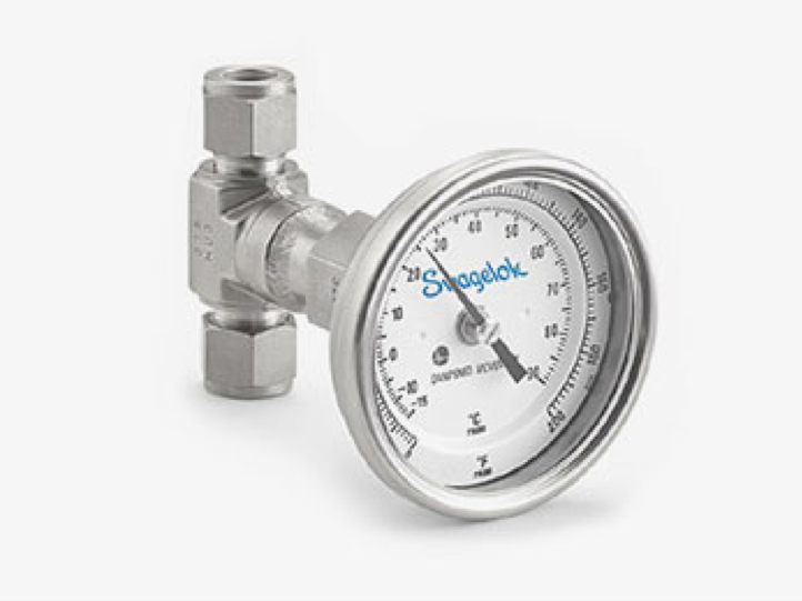 swagelok thermowell tees