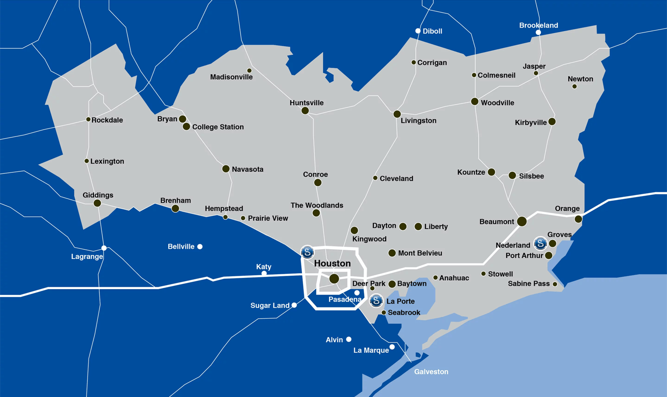 expansion map